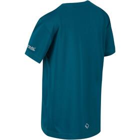 Regatta Alvarado V T-Shirt Kinderen, olympic teal